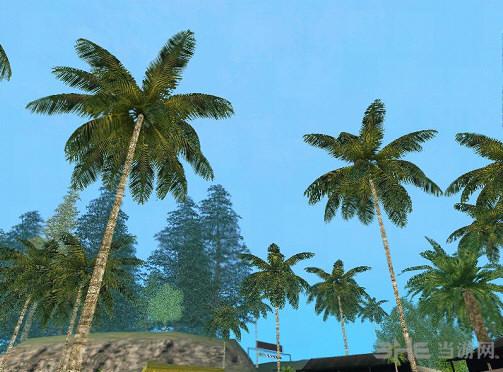 侠盗猎车手圣安地列斯珊瑚礁岛MOD截图1