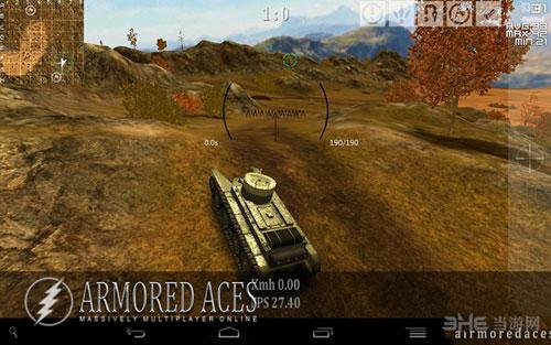 装甲王牌3D坦克电脑版截图0