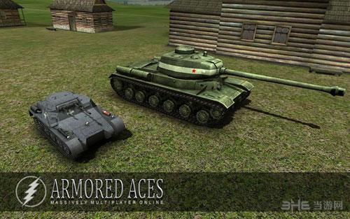 装甲王牌3D坦克电脑版截图2
