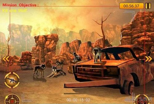 3D猎人电脑版截图3