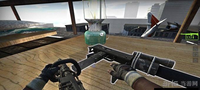 求生之路2使命召唤KAC锯式机枪MOD截图2