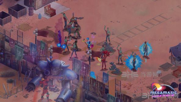大魔法:霓虹时代巫师单独破解补丁截图0