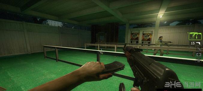 求生之路2新AKM突击步枪MOD截图0