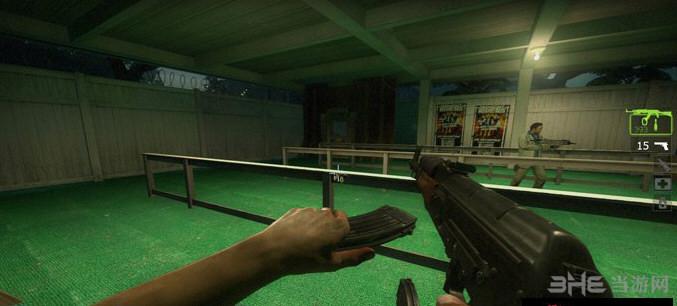 求生之路2新AKM突击步枪MOD截图1