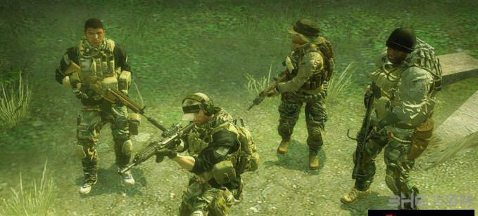 求生之路2海军陆战队埃利斯人物MOD截图1
