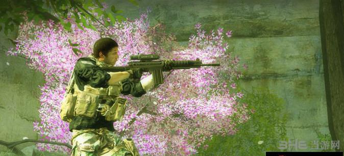 求生之路2海军陆战队埃利斯人物MOD截图3