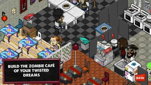 僵尸咖啡厅电脑版截图0