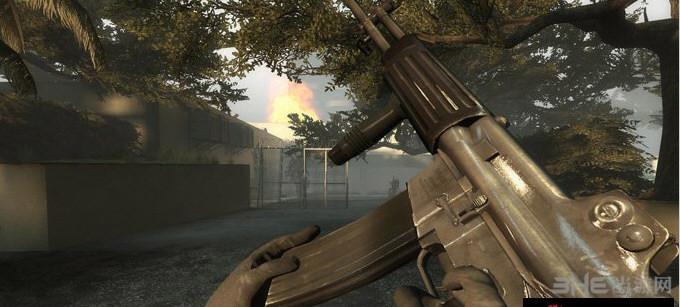 求生之路2 DR200步枪MOD截图0