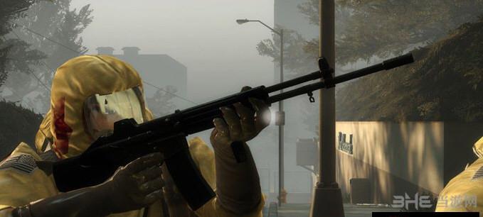 求生之路2 DR200步枪MOD截图2