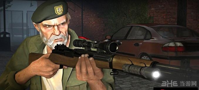 求生之路2 M1加兰德步枪MOD截图1