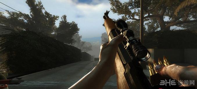 求生之路2 M1加兰德步枪MOD截图3