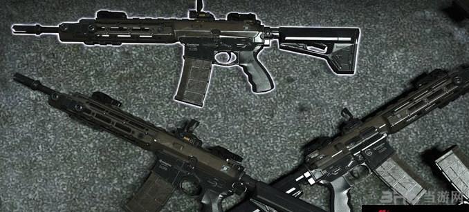 求生之路2雷明顿R5突击步枪MOD截图2