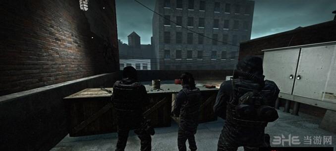 求生之路2 SAS特种部队佐伊人物MOD截图1