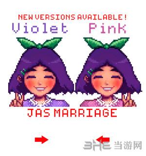 星露谷物语jas可结婚mod截图2