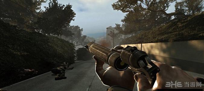 求生之路2杀戮间2 HX25榴弹手枪MOD截图2