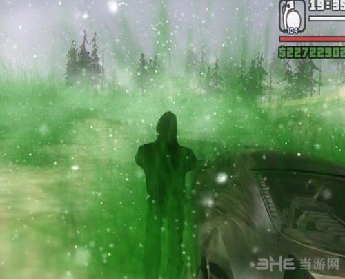 侠盗猎车手圣安地列斯下雪MOD截图0