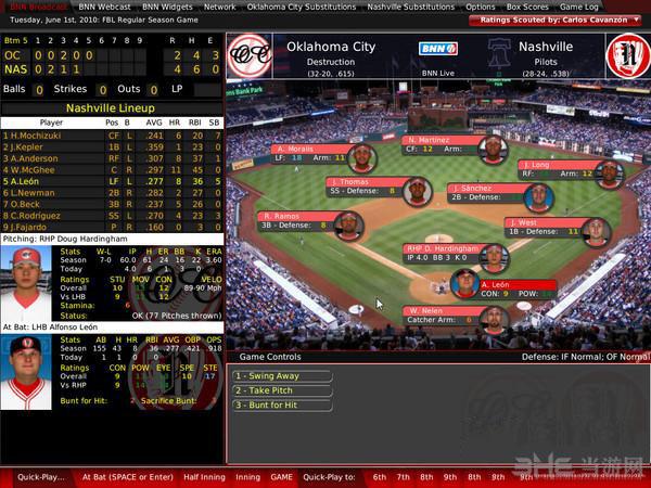劲爆美国棒球11截图1