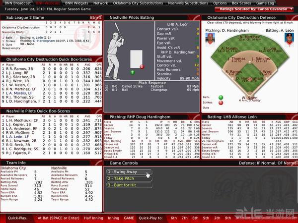 劲爆美国棒球11截图2