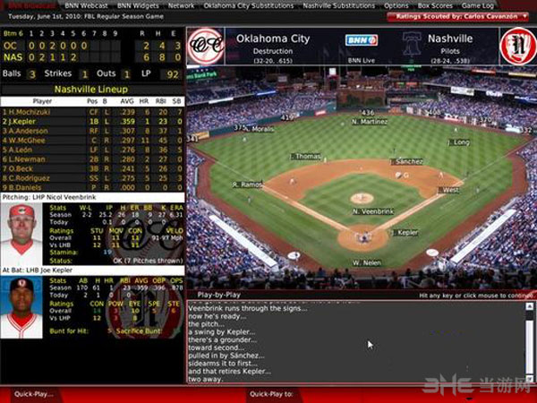 劲爆美国棒球13截图1