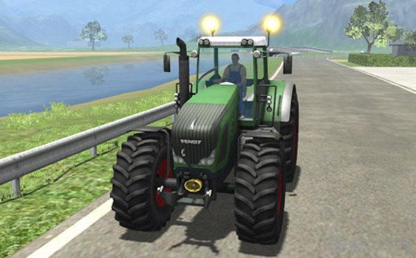 模拟农场2011截图3