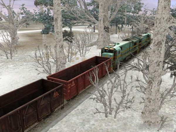 模拟火车2010:工程师版截图0