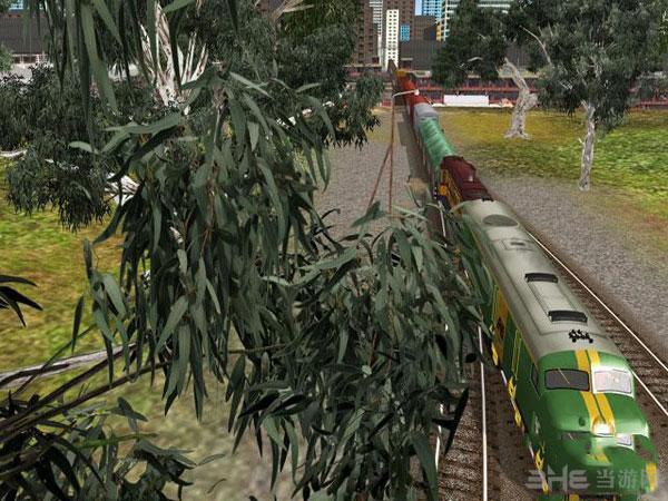 模拟火车2010:工程师版截图1