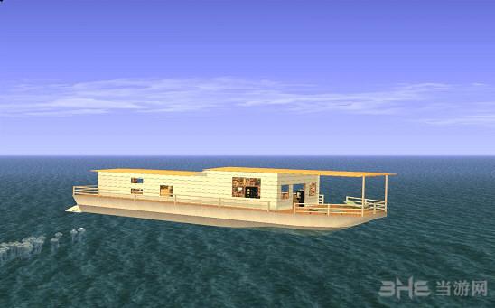 侠盗猎车手圣安地列斯房船MOD截图0