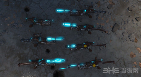 辐射4外星突击步枪MOD截图0