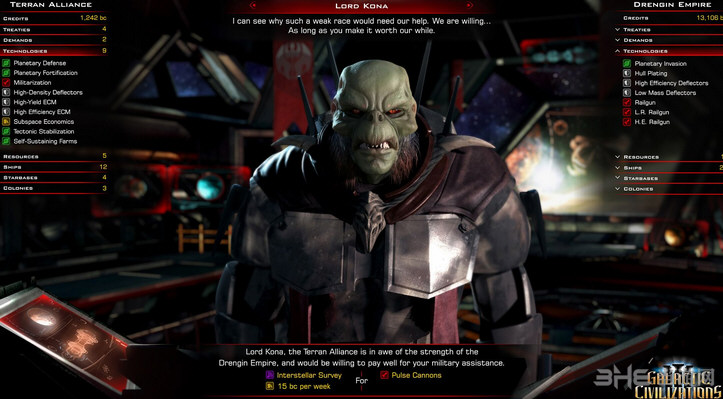 银河文明3 23号升级档+DLC+破解补丁截图0