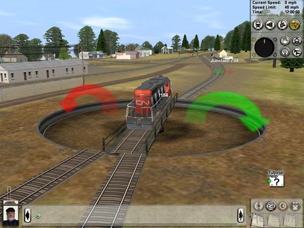 模拟火车2004截图0