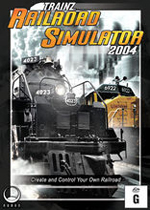 模拟火车2004(Trainz Railroad Simulator 2004)硬盘版