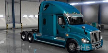 美国卡车模拟福莱纳卡车头MOD截图0