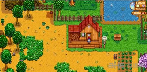 星露谷物语更整洁的农场MOD截图0