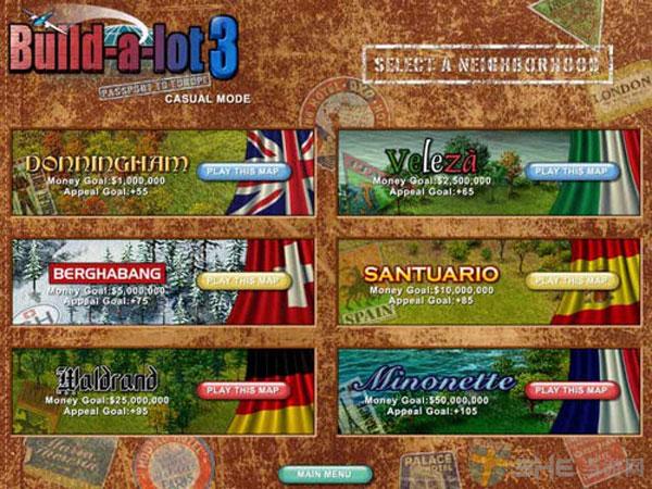 地产大亨3:欧洲护照截图0