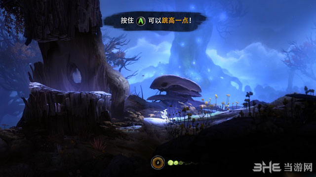 奥日与黑暗森林:终极版截图3