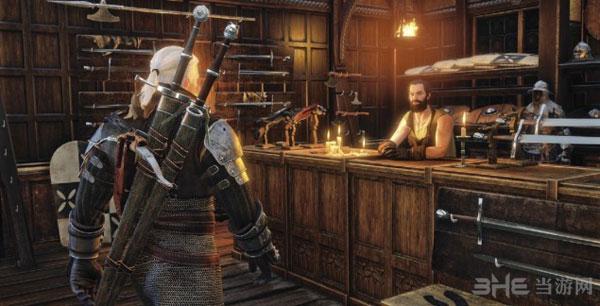 巫师3DLC血与酒截图1