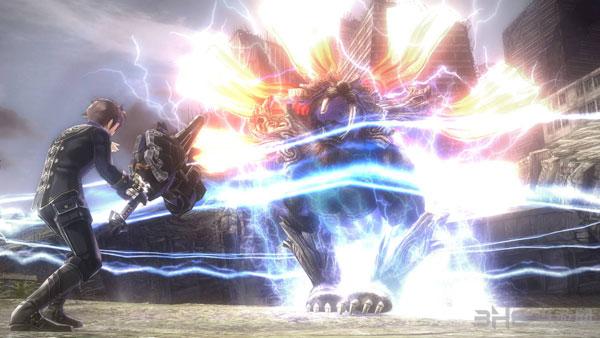 噬神者2狂怒解放游戏截图4