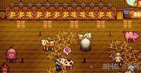 星露谷物语牲畜产子攻略说明 牲畜怎么产子1