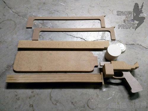 辐射4高斯步枪模型1