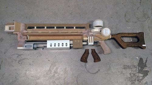 辐射4高斯步枪模型2