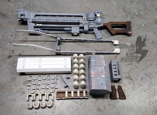 辐射4高斯步枪模型3