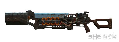 辐射4高斯步枪模型10