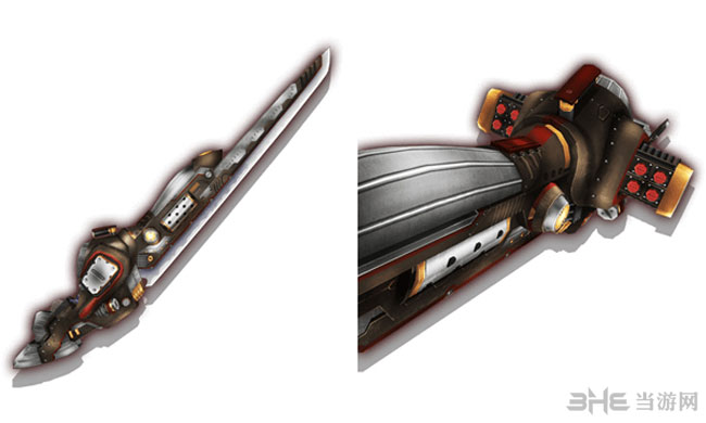 黑蔷薇女武神截图1