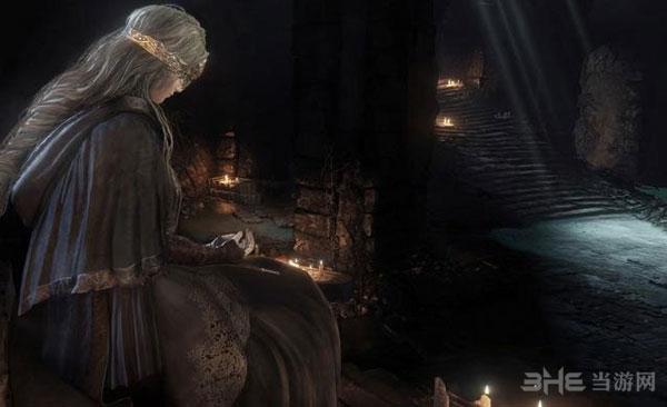 黑暗之魂3怎么防止敌人侵略小技巧1