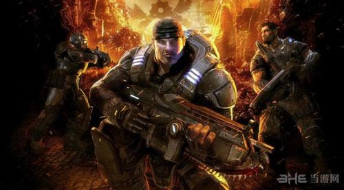 战争机器:终极版截图1