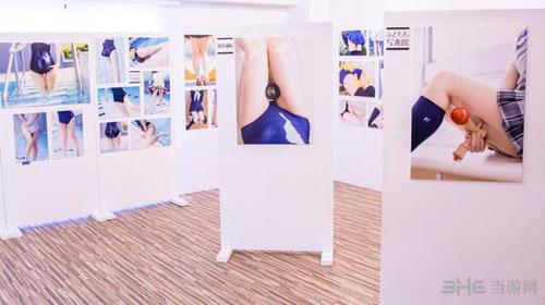 日本少女大腿写真福利图2