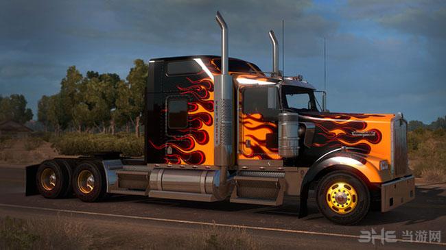 美国卡车模拟4