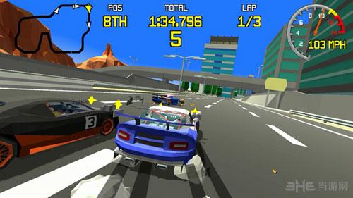 Racing Apex截图4