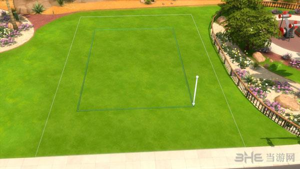 模拟人生4地下庭院建造方法2