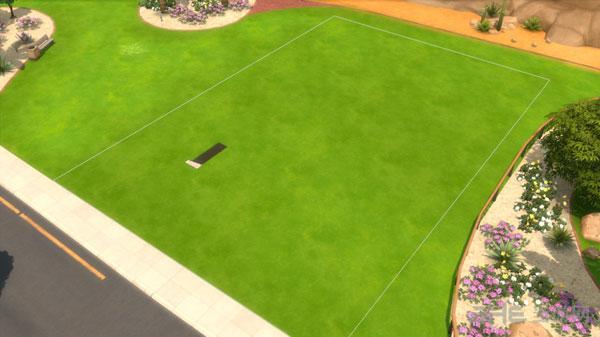 模拟人生4地下庭院建造方法5